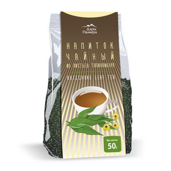 Чай из ферментированного листа топинамбура