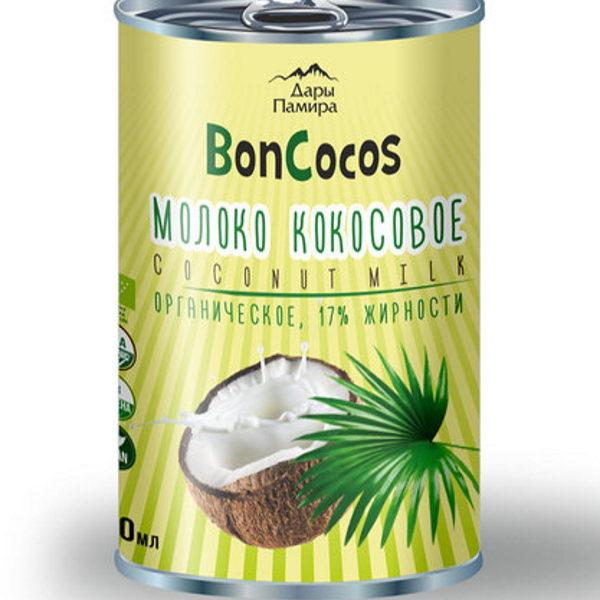 молоко кокосовое органическое