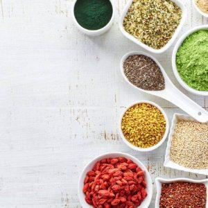 Витамины, добавки и суперфуды